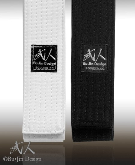 Bujin Aikido Belt black