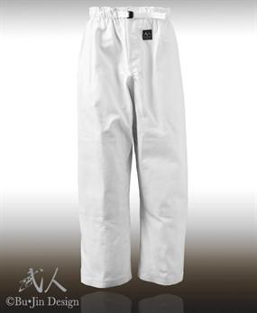 Bujin Dogi Zipper Pants - 12 oz