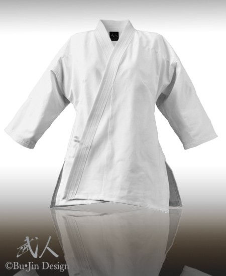 Aikido Jacket for Women - 8.5 oz